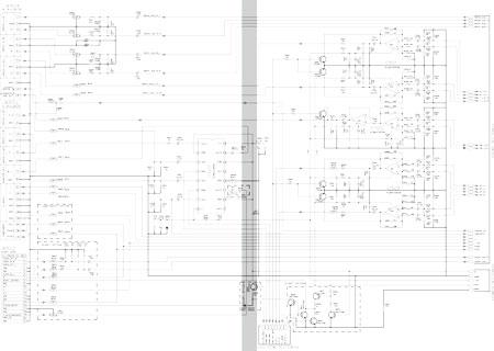 Структурная схема и схема